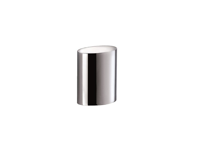 Countertop chromed brass toothbrush holder MAR 757001002 | Countertop toothbrush holder by pomd'or