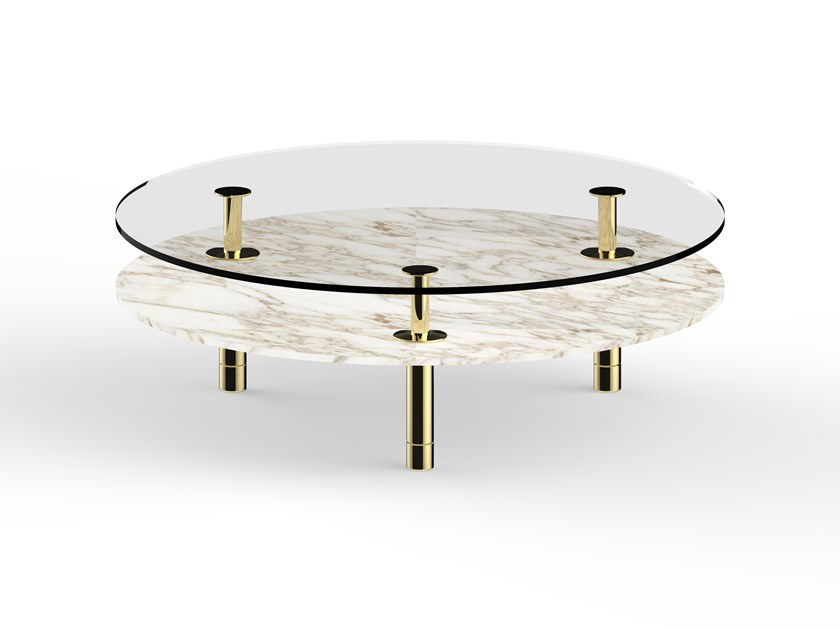 Legs Marble Coffee Table Legs Collection By Ghidini1961 Design