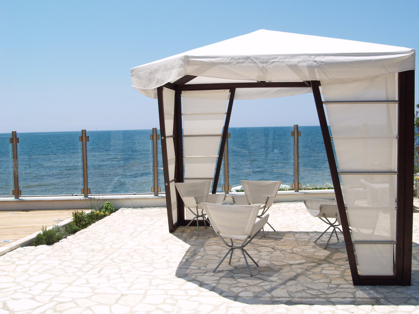 Wooden gazebo MAREA | Gazebo by ALCE