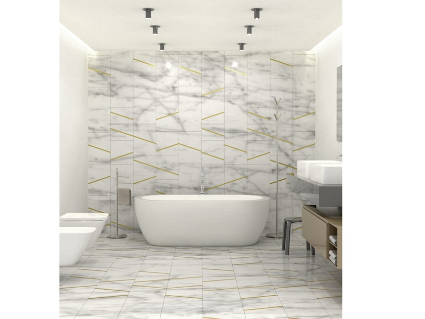 Marble wall/floor tiles MAREA MORE by MONITILLO MARMI