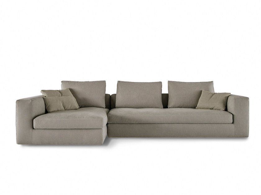 Sectional fabric sofa MAREA | Sectional sofa by Arketipo