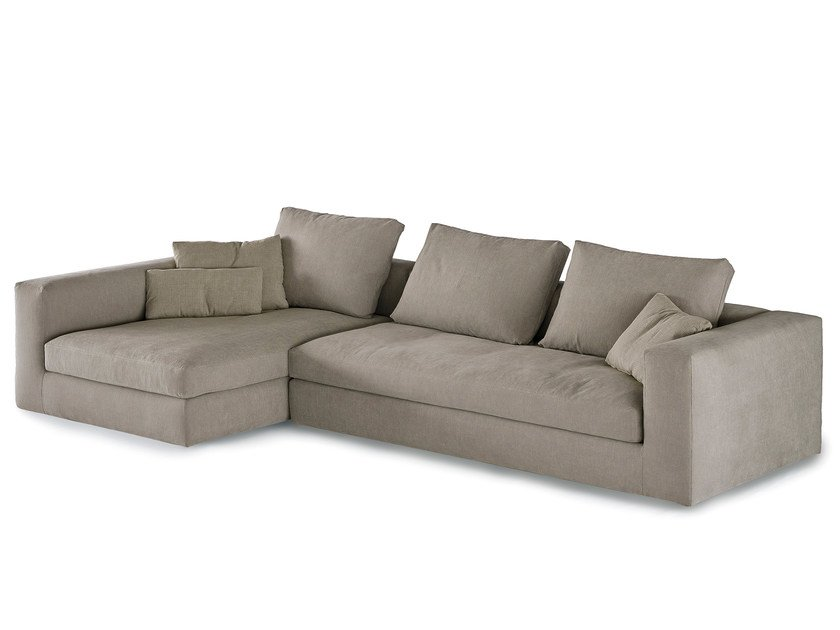 Sectional fabric sofa MAREA   Sectional sofa by Arketipo