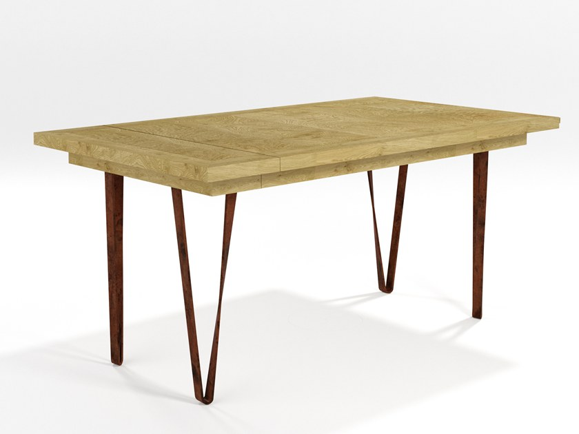 Extending table MARGHERITA by Barel