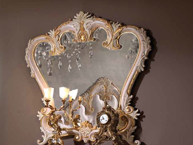 Countertop framed mirror MARIE CLAIRE | Mirror by Arvestyle