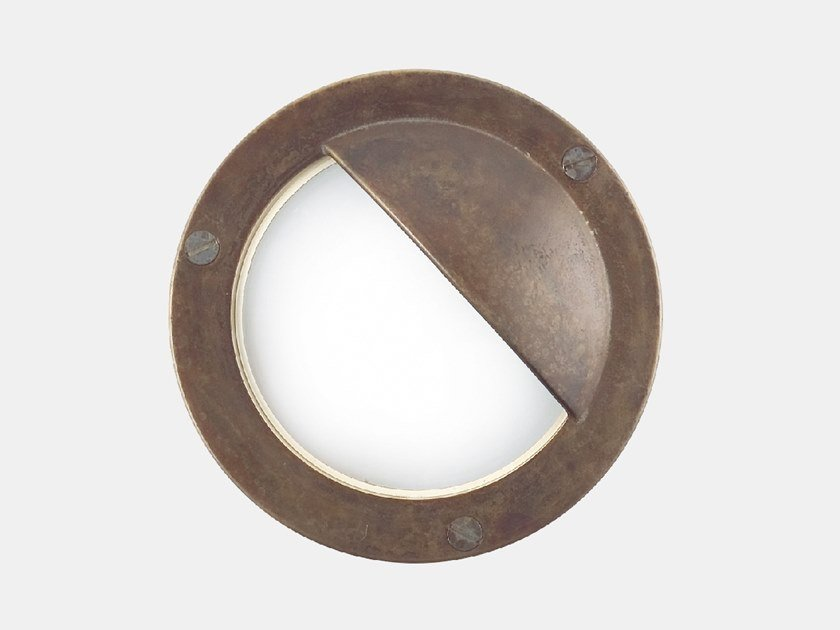 Brass Outdoor wall Lamp MARINA 247.02.OO by Il Fanale