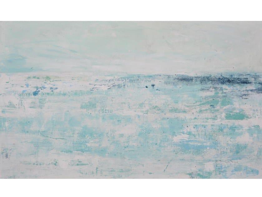 Canvas Painting Marina abstracta by NOVOCUADRO ART COMPANY