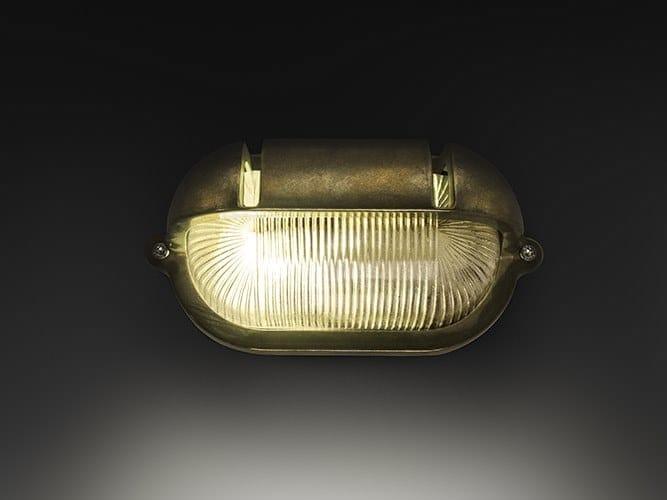 Direct light brass wall light MARINA-O by BEL-LIGHTING