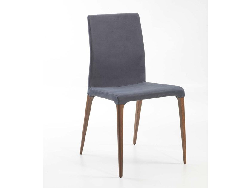 Upholstered chair MAROSTICA | Chair by Trevisan Asolo