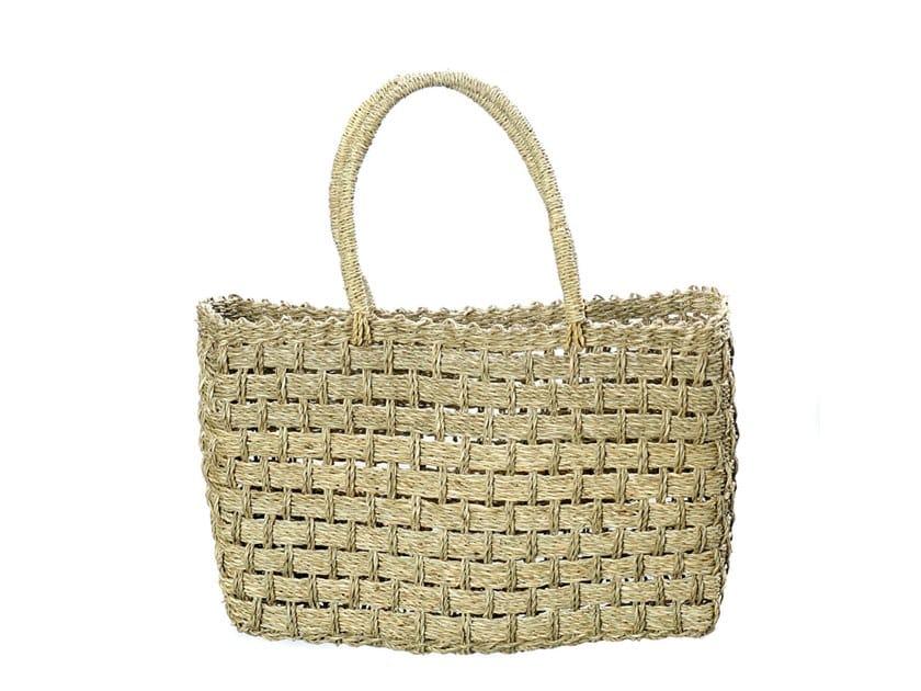 Seagrass bag MARKET S by Bazar Bizar