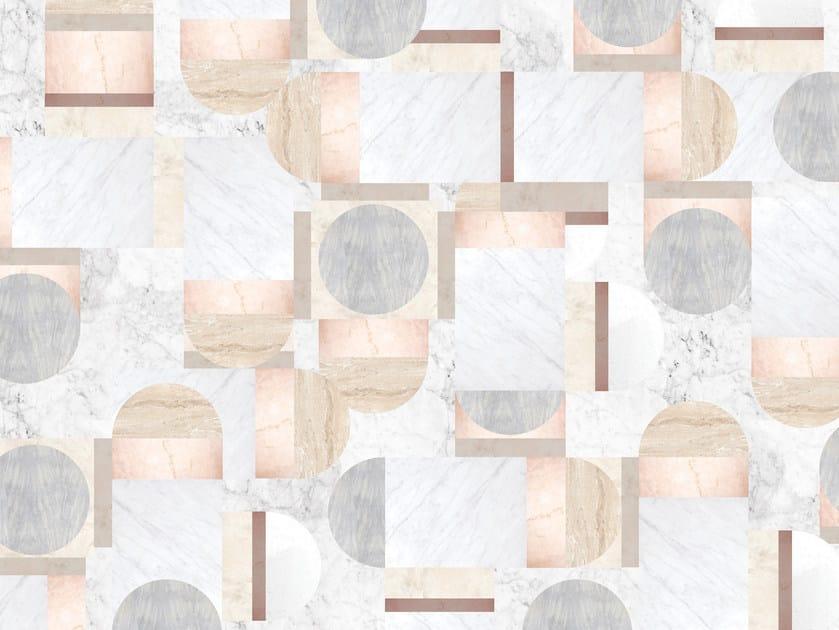Wallpaper / floor wallpaper MARMOLADA by Texturae