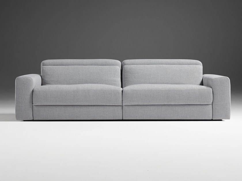 Marni divano in tessuto by egoitaliano for Divano elettrico