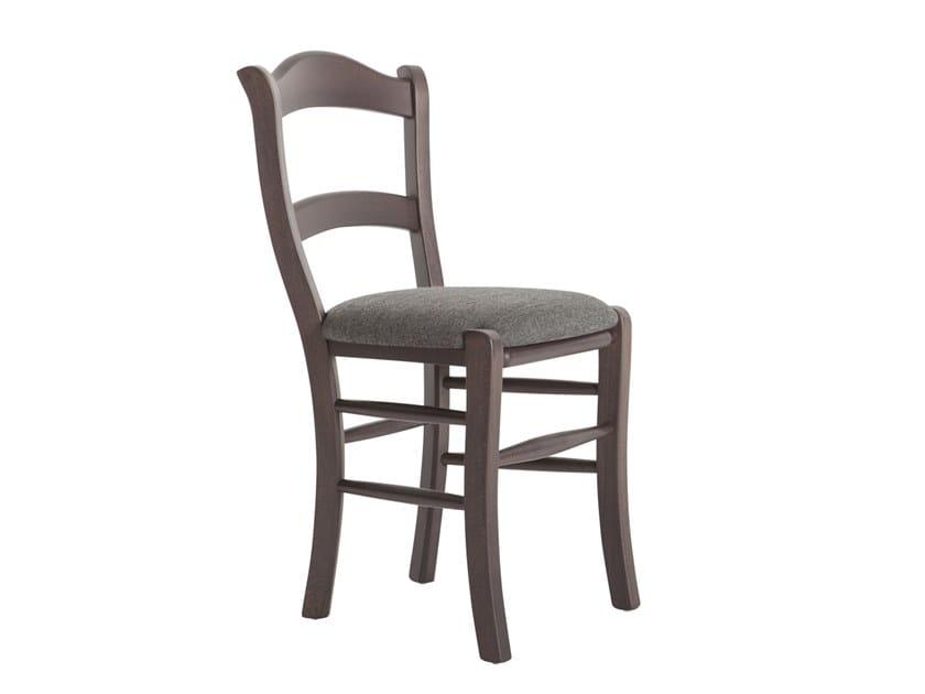 Beech chair MAROCCA 43L.i1 by Palma
