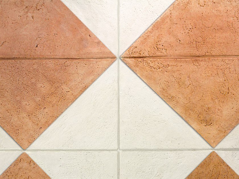 Reconstructed stone wall tiles / ceiling tiles MAROSTICA by Decor