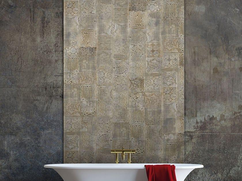 Resin Decorative panel MARRAKESH by Tecnografica Italian Wallcoverings