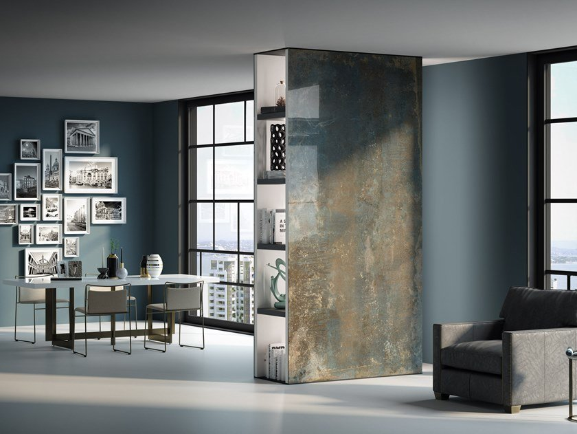 Decorative panel MARSHALL by Tecnografica Italian Wallcoverings