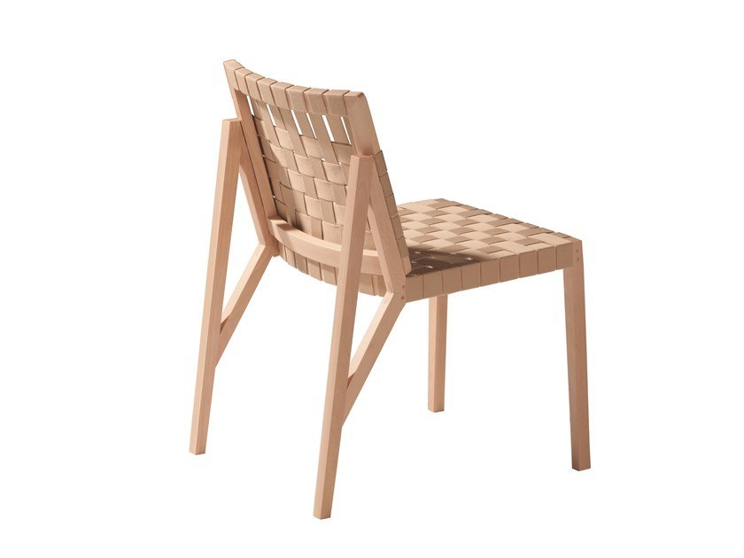 Beech chair MARTA 240CC by Capdell
