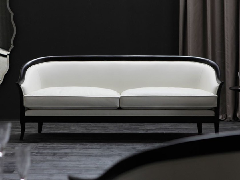 Leather sofa MARTA | Sofa by OPERA CONTEMPORARY