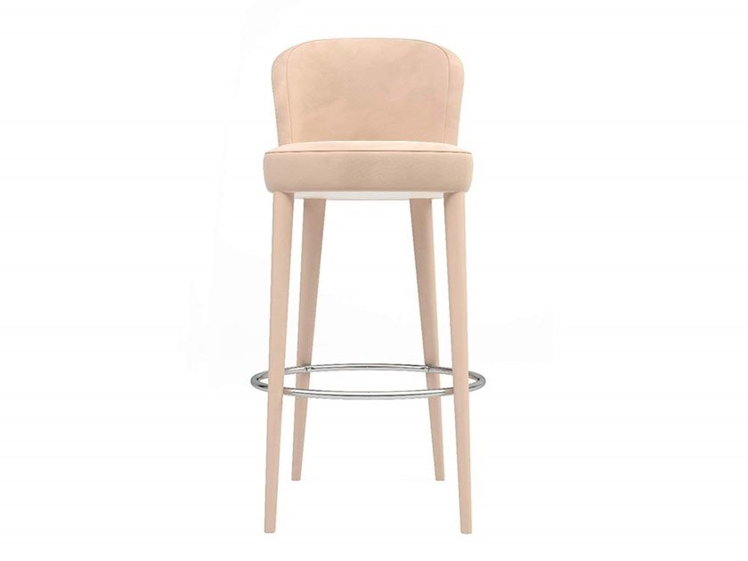 High stool with footrest MARY | Stool by Adriani e Rossi edizioni