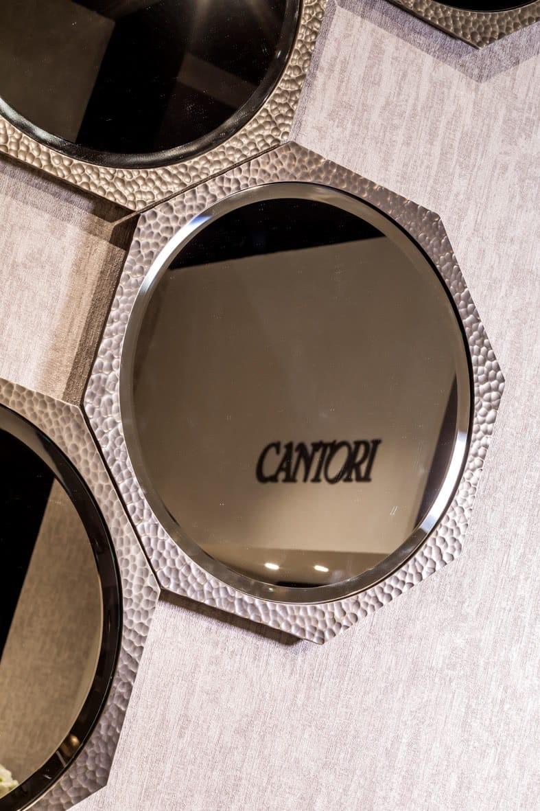 MARYLIN | Specchio rotondo