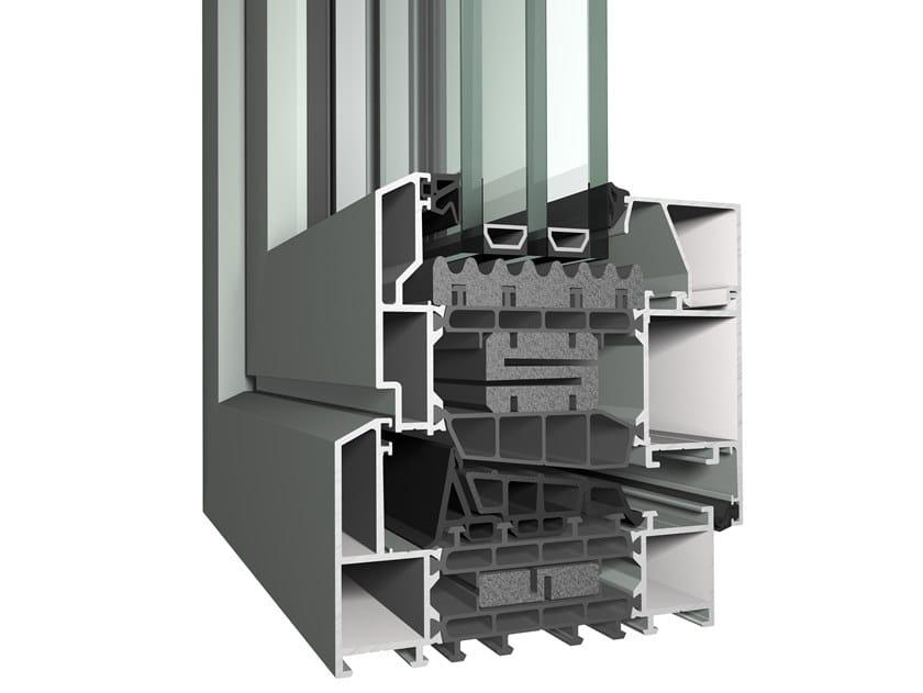 Aluminium patio door MasterLine 10-WD by Reynaers Aluminium