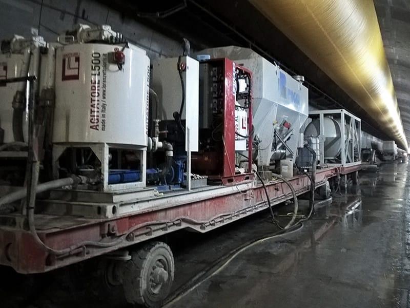 Cement MasterRoc MP 650 by Basf