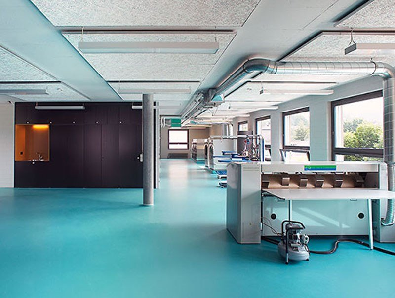 Industrial flooring MasterTop 1324 by BASF Construction Chemicals