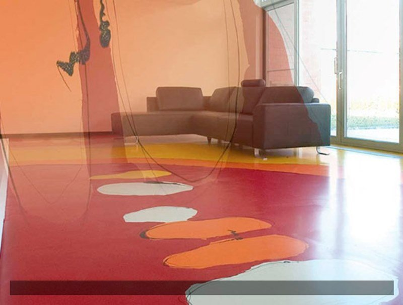 Industrial flooring MasterTop 1326 by BASF Construction Chemicals
