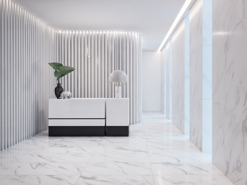 Porcelain stoneware wall/floor tiles MASTERY | Wall/floor tiles by RECER