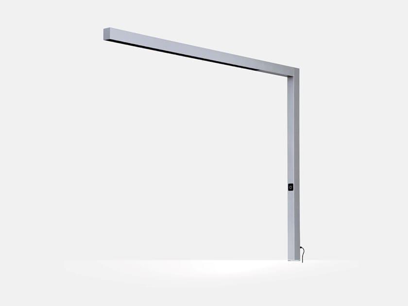 Lampada Da Scrivania A Led Matric T1 T2 Collezione Matric By Lightnet