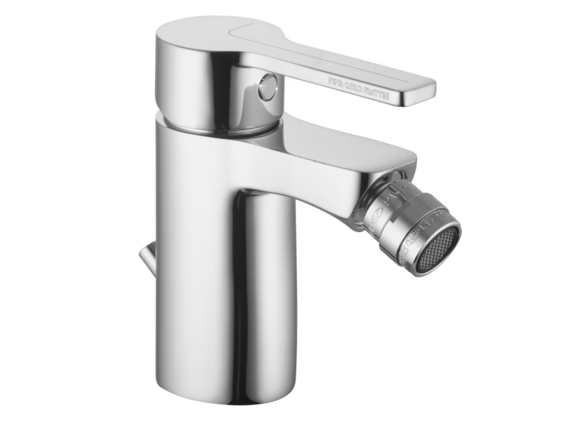 Countertop bidet mixer with swivel spout MATRIX F3532 | Bidet mixer by FIMA Carlo Frattini