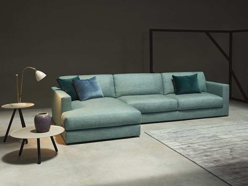 MATRIX | Sofa with chaise longue