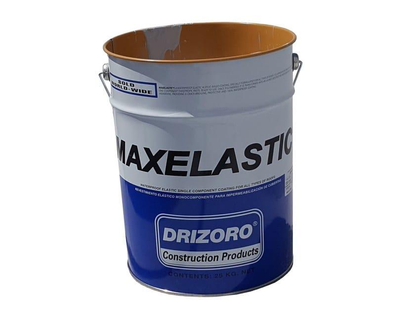 Liquid waterproofing membrane MAXELASTIC® by Drizoro Italia