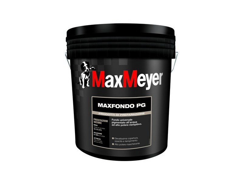 Base coat and impregnating compound for paint and varnish MAXFONDO PG by MaxMeyer