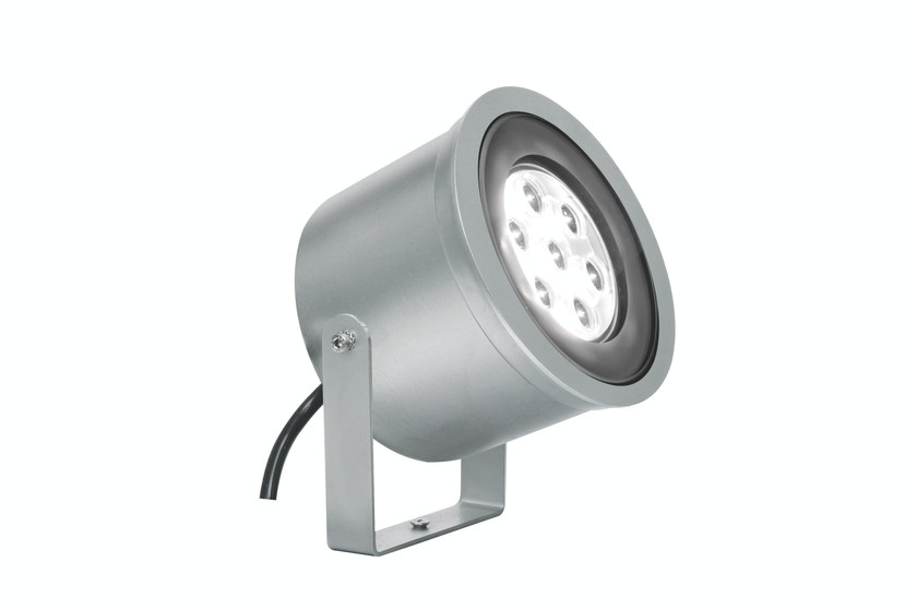 LED steel Outdoor floodlight MAXIEGO F.3910 by Francesconi & C.