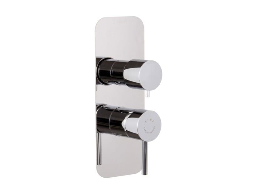 Wall-mounted remote control tap MAXIMA F5309X6 | Remote control tap by FIMA Carlo Frattini