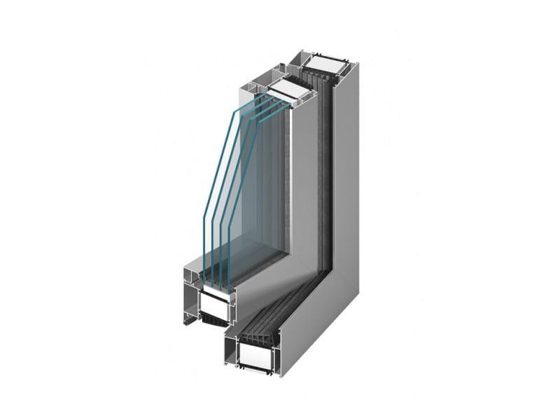Aluminium window MB-104 | Aluminium window by EKO-OKNA
