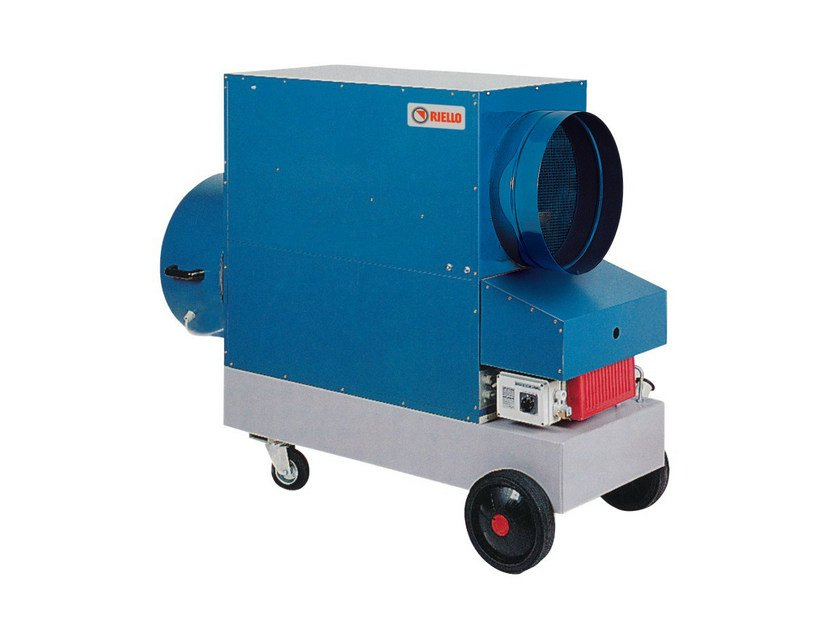 Heating unit and burner MB PLUS by RIELLO