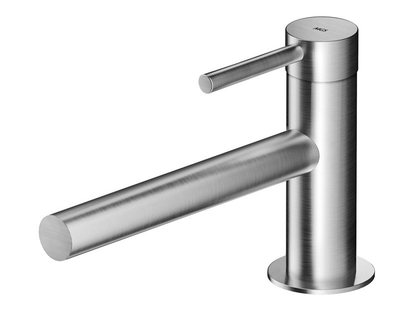 Countertop stainless steel washbasin mixer MB235 | Washbasin mixer by MGS