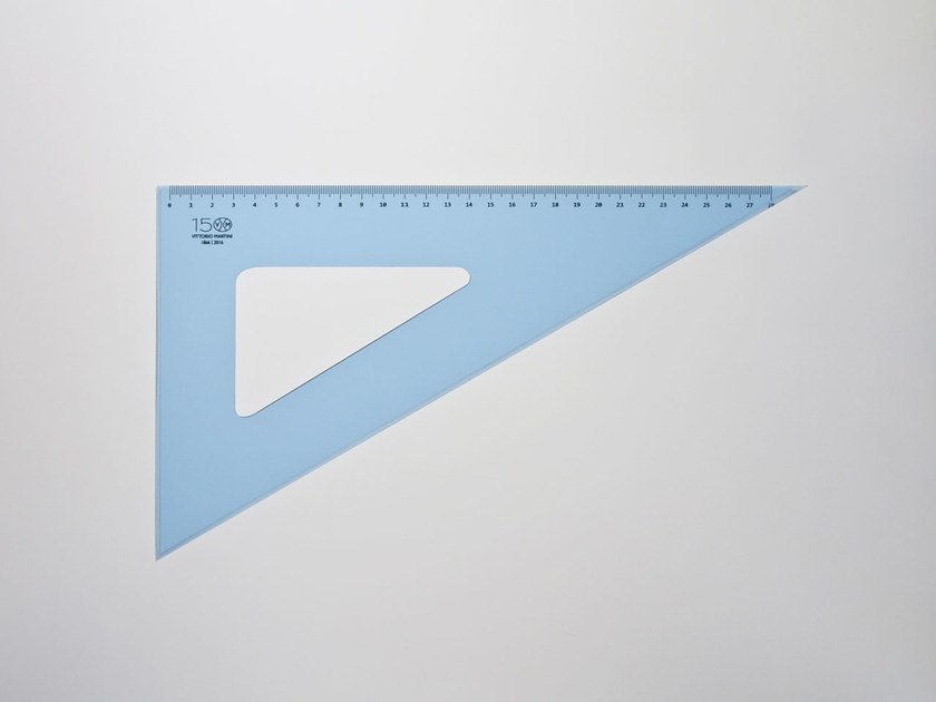 Perspex square MB3060 by VITTORIO MARTINI