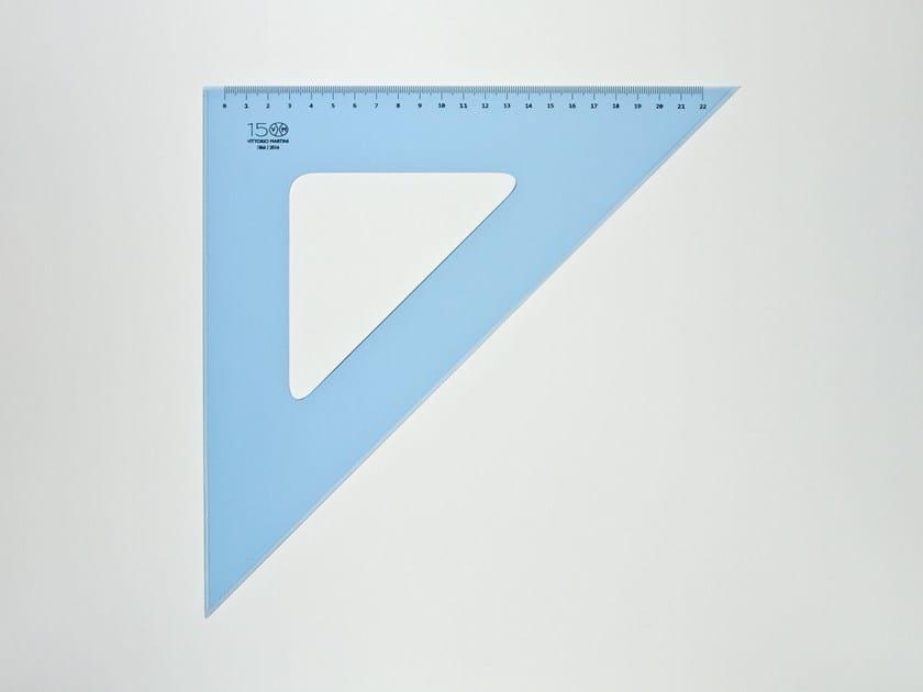 Perspex square MB3545 by VITTORIO MARTINI