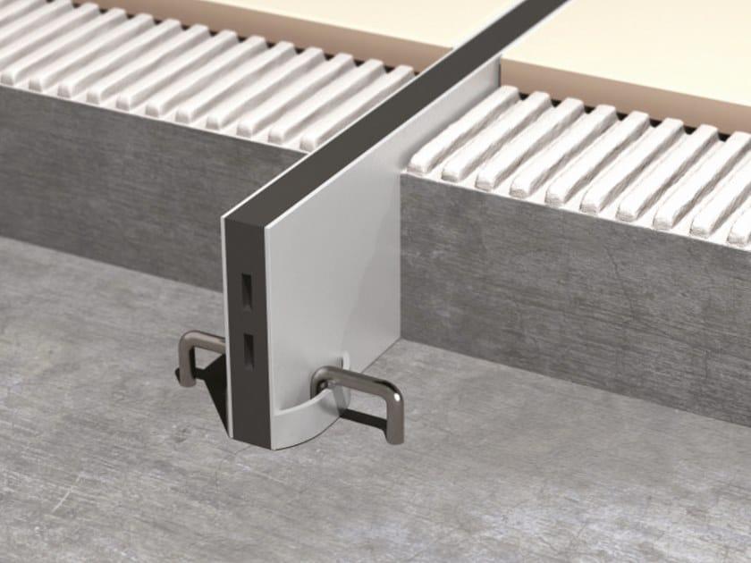 Aluminium Flooring joint MCA by Genesis