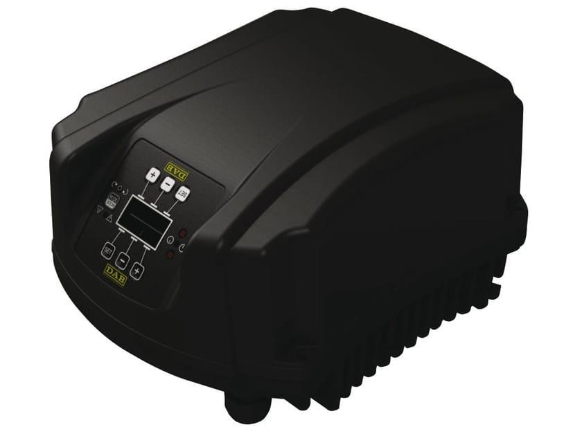 Inverter for pressure pumps MCE/P by Dab Pumps