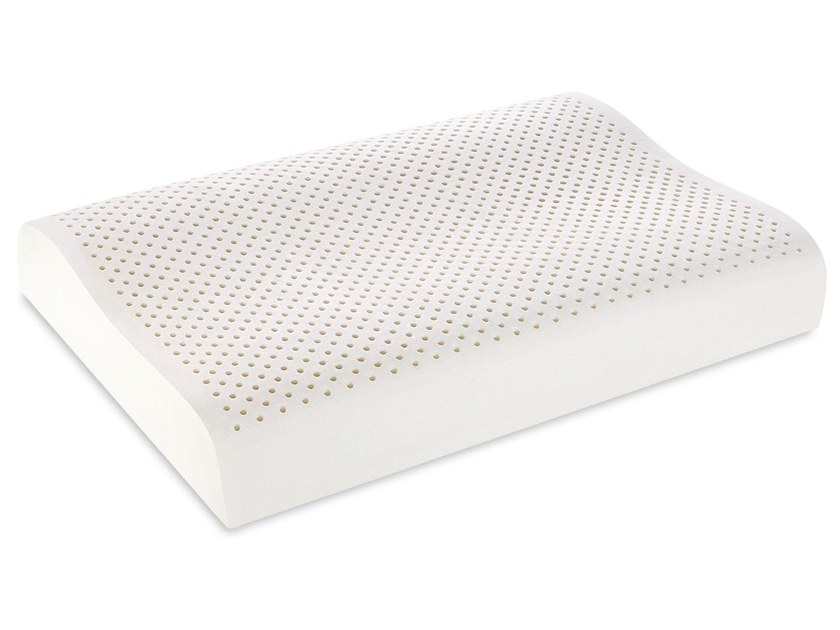 Aquatech® cervical pillow with removable cover ME-MO CERVICALE by Manifattura Falomo