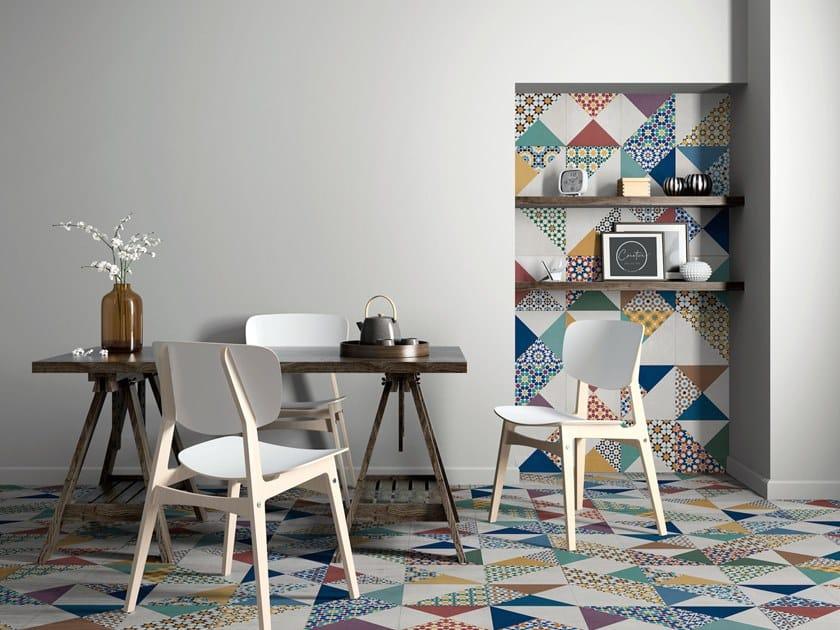 Porcelain wall/floor tiles MEDINA by ITT Ceramic