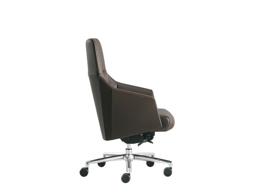 Medium back executive chair DAMA PLAIN | Medium back executive chair by Sesta