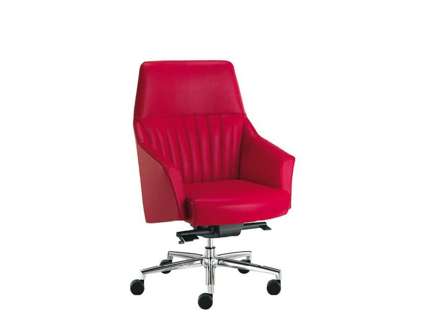 Medium back executive chair DAMA STRIP | Medium back executive chair by Sesta
