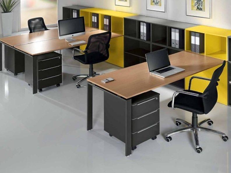 Multiple office workstation MEDLEY | Office workstation by Castellani.it
