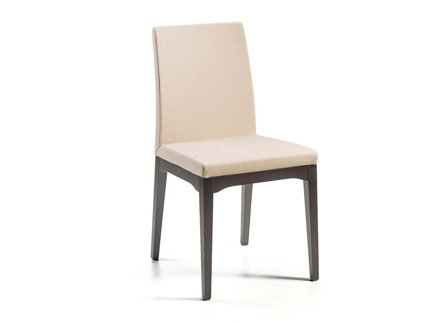 Upholstered chair MEDUNA by Trevisan Asolo
