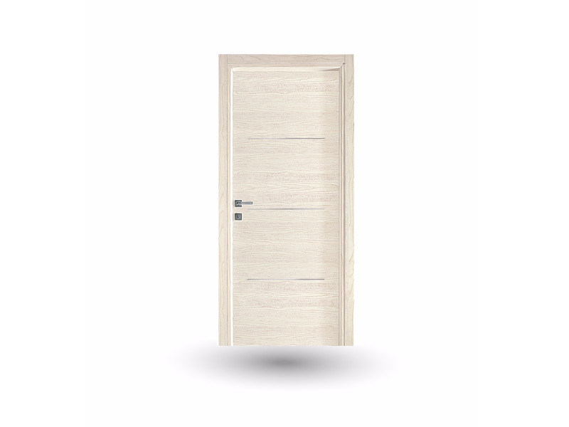 Hinged wooden door MEDUSA M 114 JOTA by GD DORIGO