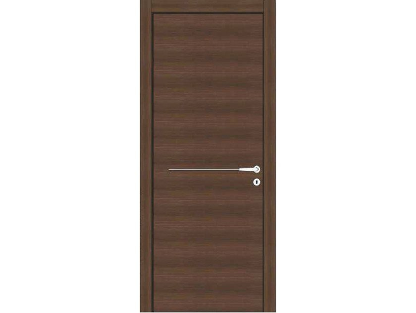 Hinged wooden door MEDUSA M112 RUBINO by GD DORIGO